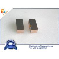 Quality Low Density Molybdenum Copper Alloy Plate For Electronic Components for sale
