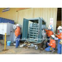 Quality Transfomrer Oil Purification Plant, Vacuum Oil Filtration Equipment onsite training Project in Laos/Australia for sale