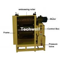 Quality 300 / 360 / 400mm Wood Floor Embossing Machine Widely Used for Embossing on Solid Wooden Board for sale