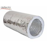 Quality Silenced Insulated Flexible Air Duct Hose 100mm - 300mm Diameter For Air Conditioning for sale