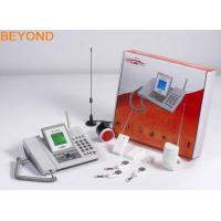 China Multi-Functional Home GSM Alarm Systems CX-210 on sale