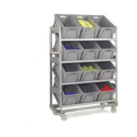 Buy OEM Manufactured Mobile Storage Bins Module System at wholesale prices