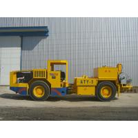 Quality Low Profile underground haul truck / lhd mining equipment 5 tons capacity multi - role for sale