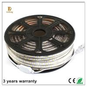 AC 110v/220v Waterproof Single Color Led Strip Light/String lights