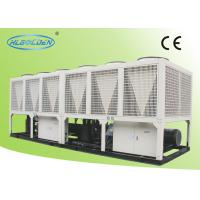 Quality Eletronic Evaporator Air Source Chiller Heat Pump with Shell Heat Exchanger for sale