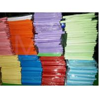 Quality Double Sided Pastel Colored Copy Paper , Multifunction Coloured Craft Paper For Kids for sale