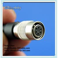 Quality China cheap Hirose HR10 6pin male and female plug for sale