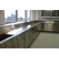 Quality stainless steel Lab Furniture Manufacturers For Food Factory and hospital Laboratory for sale