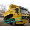 SINOTRUK HOWO 4X4 Drive Dump Truck ZZ3257M3811 266hp / 290hp