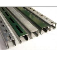 Quality Automatic Slotted C channel Roll Forming Production Machine for sale Malaysia for sale