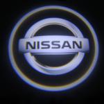 LED Door Projector Lights 3W NISSAN logo car door light cree welcome lamp