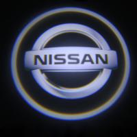 Quality LED Door Projector Lights 3W NISSAN logo car door light cree welcome lamp for sale