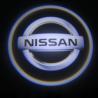 Buy cheap LED Door Projector Lights 3W NISSAN logo car door light cree welcome lamp from wholesalers