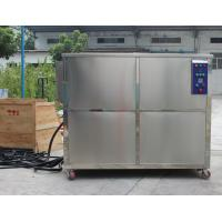 China SUS304 / 316L Large Capacity Ultrasonic Cleaner For Industrial Auto Parts on sale