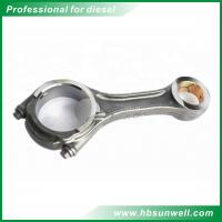 China Genuine Dongfeng Cummins EQ4H Diesel Engine parts Connecting Rod 10BF11-04045 on sale