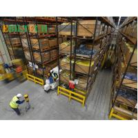 Quality Fast Delivery Time&Prompt Response SS400 Steel Very Narrow Aisle Warehouse Racking System for sale