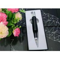 Quality Black Permanent Makeup Tattoo Eyebrow Pen Machine For Eyebrow / Lip Tattoo for sale