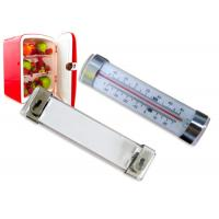 China Freezer Refrigerator Instant Read Thermometer Plastic Material 35g Net Weight on sale