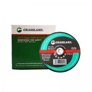 Quality Grassland 230*3*22.2mm Masonry Stone Concrete Cutting Discs for sale
