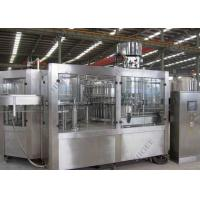 Quality Carbonated Drink Gas Can Filling Machine Electric Driven Automatic Grade for sale