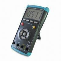 Best Push Button DMM Digital Multimeter with 4,000 LCD Counts and 1.0 to 99.0% Duty Cycle wholesale