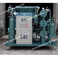 Quality Multi-functional transformer oil filter machine to remove deep oxide free carbon for sale