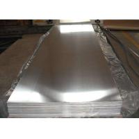Quality Hot Rolling 6mm Aluminium Sheet For Refrigerated Plate , Flat Aluminum Sheets for sale