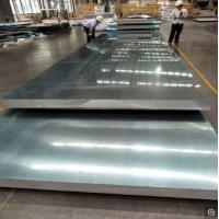 Quality Huge Length And Width 2mm Aluminium Sheet For Automobile , High Speed Railway for sale