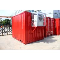 China -45 To 15 Degree Container Cold Room / 40 20 Refrigerated Container With Imported Compressor on sale