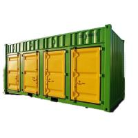 Quality Rolling Door Storage Container for sale