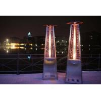 Buy cheap Eco Friendly Outdoor Propane Gas Heaters , Floor Standing Propane Heater 2.3m from wholesalers