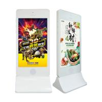 Quality Stand Alone Multi Touch Digital Signage , Interactive Touch Screen Kiosk For Advertising for sale