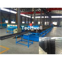 Quality CT100-600 Electric Cable Ladder Roll Forming Machine for Making Steel Cable Tray Ladder Profile Sheets for sale
