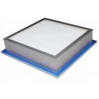 Quality Reverse Liquid Sealed High Efficiency HEPA Air Filter For Pharmaceutical for sale