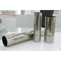Quality Water Heater Rigid Air Duct Round Stainless Steel Exhaust Duct 60mm Diameter for sale
