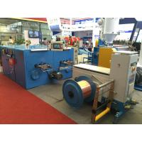 Quality Double Head Copper Wire Twisting Machine 5.5Kw For Medical Equipment / Aerosapce for sale