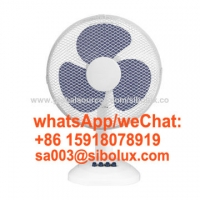 """Quality 6""""/9""""/12""""/16"""" inch basic plastic fan/Ventilador for office and home appliances kids gift in summer for sale"""