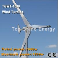 TGWT-1000M 1000W 48V wind turbine Three phase permanent magnet AC synchronous generator