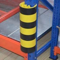 Quality Corner Guard Edge Warehouse Column Protectors Upright  Protecting  300 - 600mm for sale