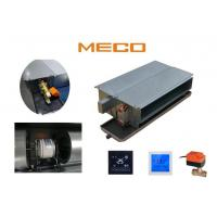 Quality Energy Saving Horizontal Fan Coil Unit 500CFM Stable Operation Easy Installation for sale