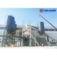 China Shaft Planetary Precast Concrete Plant , 120m3 / H Concrete Batch Mix Plant on sale