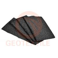 Quality High Tenacity Woven Geotextile Fabric , Polypropylene Black Geotextile Fabric for sale