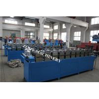Quality Automatic Metal dryway Stud And Track Roll Forming Machine 0.4-1.0mm Thickness for sale