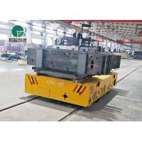 Quality Precast concrete factory use mold cart for heacy material transporting from bay to bay for sale