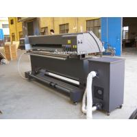 Quality 3.2M Dye Sublimation Fabric Large Format Inkjet Printer 3.0Rip Software for sale