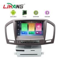 Quality Double Din Touchscreen Opel Gps Navigation System DVD Player Canbus Ipod Usb SWC for sale