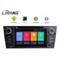 Quality Car Auto Radio BMW GPS DVD Player PX6 Android 8.1 System Bluetooth - Enabled for sale