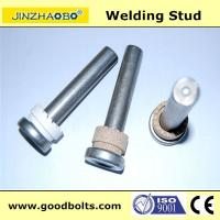 Quality shear connector welding stud with ceramic ferrule for sale