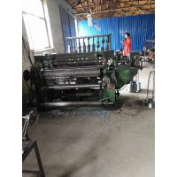Quality 0.65mm-2.2mm Full automatic Welded Wire Roller Mesh Machine (mesh size: 1/4′′-8′′) for sale