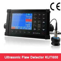Quality 0-10000mm 120dB 0.5-15M Ultrasonic Flaw Detector KUT600 for sale